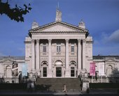 Tate Britain, Millbank entrance