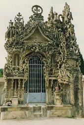 The tomb of Ferdinand Cheval