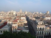 The Central district of Havana