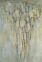 Piet Mondrian, The Tree A c.1913