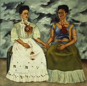 Frida Kahlo The Two Fridas