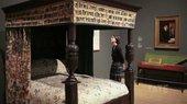 Pre-Raphaelites: Curators choice - William Morris's Bed