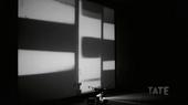 Lis Rhodes exhibition, The tank, Light Music
