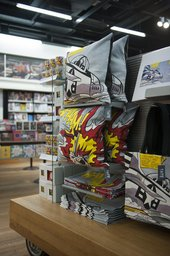 Tate Modern shop - Lichtenstein Whaam range