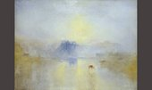 Joseph Mallord William TurnerNorham Castle, Sunrise c.1845 on display at Tate Britain