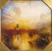 JMW Turner with additions by Percy Bysshe Shelley The Phoenix 1814 Oil on canvas, from Art Now Live Work, Rory Macbeth essays