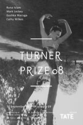 Turner Prize 2008 poster Goshka Macuga