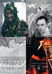 Turner Prize 2012 poster
