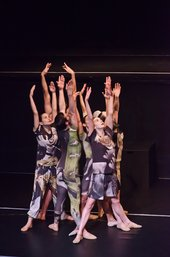 The ultimate form, performance at St Ives Theatre February 2014