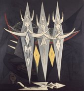 Wifredo Lam - Umbral (Seuil)
