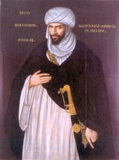 Unknown artist Moorish Ambassador