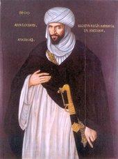 Unknown artist Moorish Ambassador