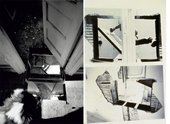 Gordon Matta-Clark Bronx Floors: Threshole 1972