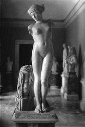The Venus Esquilina (statue)