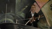 Poetry meets Art: John Hegley inspired by CRW Nevinson