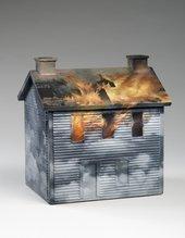 Vija Celmins - House #2 (1965)