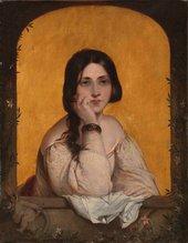 Theodor von Holst The Bride