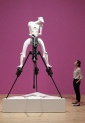 Jacob Epstein Rock Drill