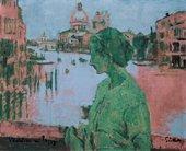 Walter Sickert - Variation on Peggy, 1934-5