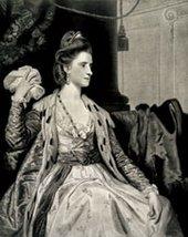 Thomas Watson after Joshua Reynolds Miss Kennedy 1771