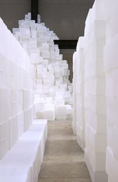Rachel Whiteread EMBANKMENT 1