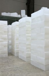 Rachel Whiteread EMBANKMENT 4
