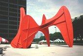 Alexander Calder, La Grand vitesse