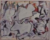 Willem de Kooning Attic Study 1949