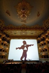 William Kentridge Da Capo Venice Screening two