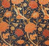 William Morris, Cray Textile, 1883-4