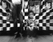 William Klein Candy Store, New York, 1955