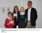 St Ives birthday competition winners