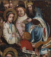 Art Under Attack Anon Christ before Pilate c1400–25