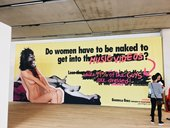 The Guerrilla Girls at Tate Exchange