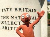 Morph visits Tate Britain