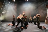 Drama, Theatre & Dance students from Royal Holloway, University of London