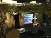 Photograph of an installation by Judith Brocklehurst