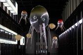 Installation view of Hyundai Commission: Anicka Yi at Tate Modern
