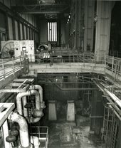 Archive photo of Tate Modern building site