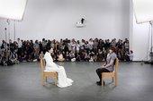 Marina Abramović,The Artist is Present2010, 3-month performance, The Museum of Modern Art, New York
