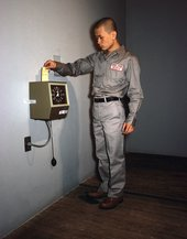 Tehching Hsieh,One Year Performance1980 – 1981, New York