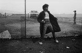 Photograph by Graciela Iturbide - Sin Titulo, White Fence, East LA 1990