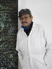 Jack Whitten - photo by John Berens