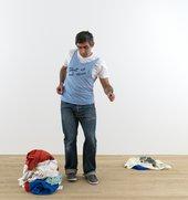 Jérôme Bel, Shirtology @ Tate, 2012