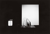 Joan Jonas, Mirage 1976 performance at the Anthology Film Archives, New York, 1976. Photo: Babette Mangolte © 1976 Babette Mangolte