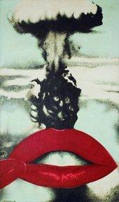 Joan Rabascall Atomic Kiss 1968 © ADAGP, Paris and DACS, London 2015. MACBA Collection