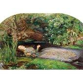Image of Millais Ophelia