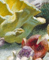 Kathleen Gerrard, Still Life with Yellow Fungus, c1936–9 - detail