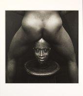 Bronze Head by Rotimi Fani-Koyode
