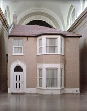 Michael Landy, Semi-Detached 2004 Installation at Tate Britain Photo © Tate